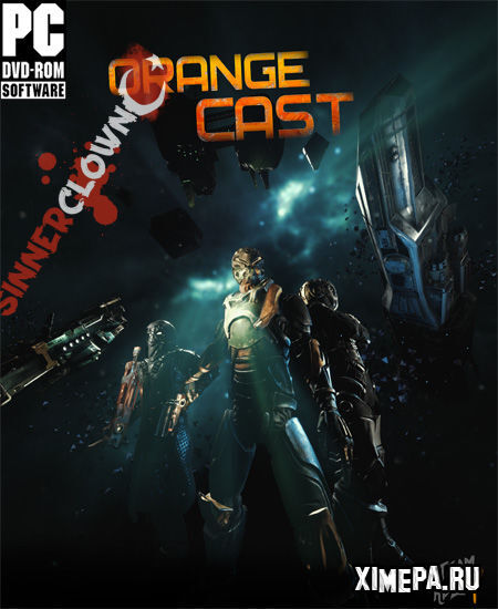 SINNERCLOWN  [Orange Cast: Sci-Fi Space Action Game] TÜRKÇE  TRANSLATE YAMA