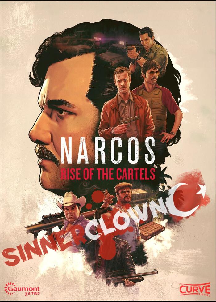 SINNERCLOWN [Narcos - Rise of the Cartels] TÜRKÇE YARI TRANSLATE YAMA YAYIMLANDI